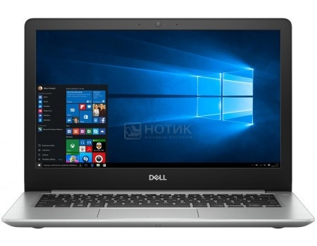 Фотография товара ноутбук Dell Inspiron 5370 (13.30 IPS (LED)/ Core i3 7130U 2700MHz/ 4096Mb/ SSD / Intel HD Graphics 620 64Mb) Linux OS [5370-7253] (59928)