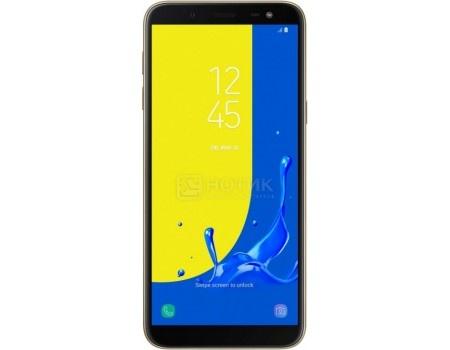 "Фотография товара смартфон Samsung Galaxy J6 2018 SM-J600F Gold (Android 8.0 (Oreo)/Exynos 7870 1600MHz/5.6"" 1480x720/3072Mb/32Gb/4G LTE ) [SM-J600FZDGSER] (59953)"