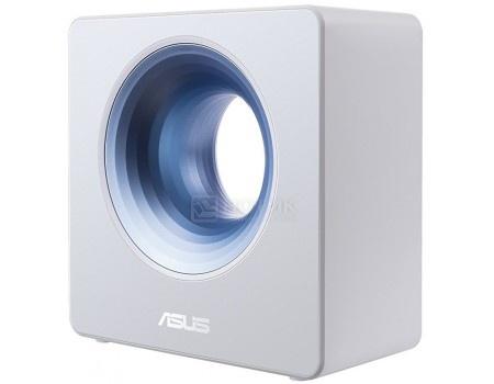 Маршрутизатор ASUS Blue Cave AC2600, 4xLAN, 1xWAN, 1xUSB 3.0 WiFi 802.11ac до 800 Мбит/с / 1734 Мбит/с (2,4 и 5 ГГц), 4 антенны, Белый