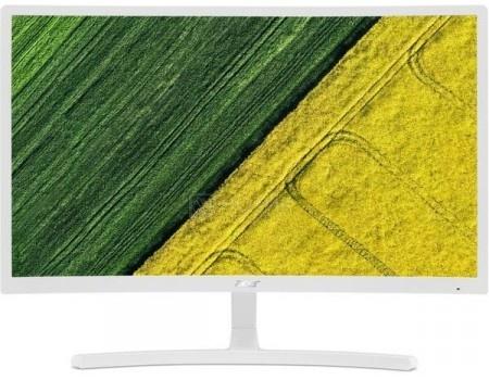 """Фотография товара монитор 23,6"""" Acer ED242QRwi, FHD, VA, Curved, VGA, HDMI, Белый UM.UE2EE.001 (59991)"""