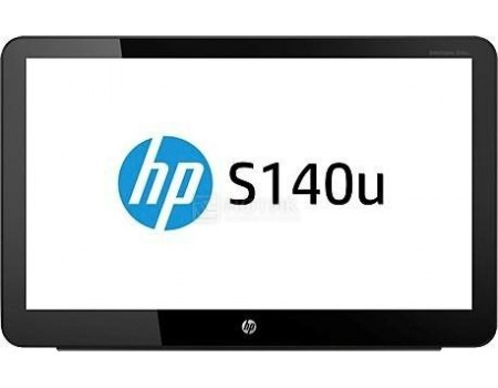 "Фотография товара монитор 14"" HP EliteDisplay S140u, WXGA++, TN, 1xUSB 3.0, Черный G8R65AA (59998)"