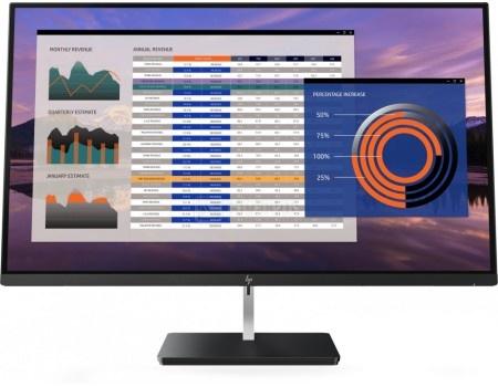 "Монитор 27"" HP EliteDisplay S270n, UHD, IPS, 2xHDMI, DP, 1xUSB Type-C Черный/Серебристый 2PD37AA"