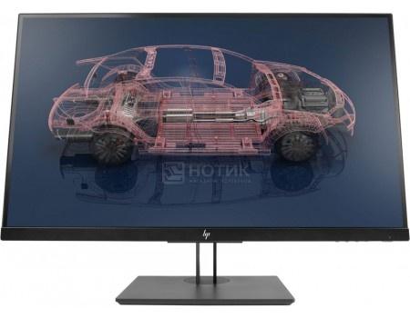 "Монитор 27"" HP Z27n G2, WQXGA, IPS, DVI, HDMI, DP, 3xUSB 3.0, 2xUSB Type-C Черный 1JS10A4"
