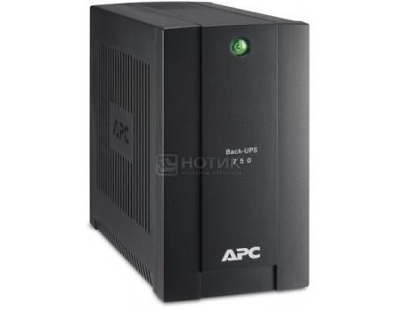ИБП APC Back-UPS 750 415Вт 750ВА, Черный BC750-RS фото