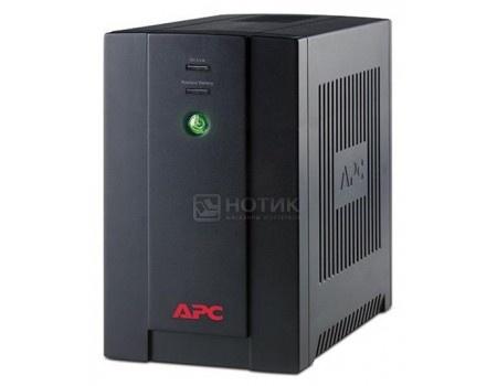 Фотография товара иБП APC Back-UPS 1400 700Вт 1400ВА, Черный BX1400UI (60014)