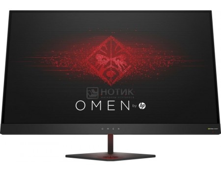 "Монитор 27"" HP Omen 27, WQXGA, TN, HDMI, DP, 2xUSB 3.0, Черный Z4D33AA"