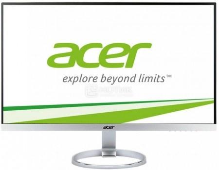 """Фотография товара монитор 27"""" Acer H277Hsmidx, FHD, IPS, HDMI, VGA, DVI, Серебристый/Черный UM.HH7EE.001 (60018)"""