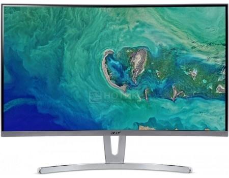 "Монитор 27"" Acer ED273Awidpx, FHD, VA, Curved, DP, HDMI, DVI, Белый UM.HE3EE.A01"