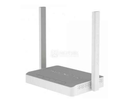 Маршрутизатор Keenetic Omni 10/100BASE-TX, 1xWAN, 4xLAN, 1xUSB, 802.11n до 300Мбит/с, Белый KN-1410