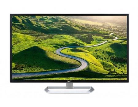 """Фотография товара монитор 31,5"""" Acer EB321HQUAwidp, WQXGA, IPS, DP, HDMI, DVI, Белый/Черный UM.JE1EE.A01 (60035)"""