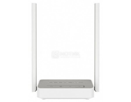 Маршрутизатор Keenetic 4G 10/100BASE-TX, 1xWAN, 3xLAN, 4G ready, 1xUSB, 802.11n до 300Мбит/с, Белый KN-1210 фото