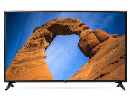 Телевизор LG 43 LED, FHD, Smart TV (webOS 4.0), Звук (10 Вт (2x5 Вт)) , 2xHDMI, 1xUSB, 1xRJ-45, PMI 100 Черный, 43LK5910PLC
