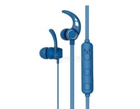 Фотография товара гарнитура беспроводная JOYROOM JR-D3 Bluetooth Earphones Blue, Синий JR-D3 Blue (60163)