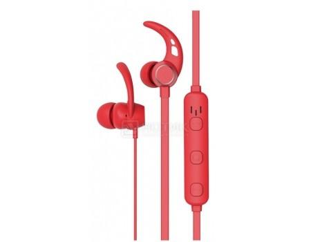 Гарнитура беспроводная JOYROOM JR-D3 Bluetooth Earphones Red, Красный JR-D3 Red фото