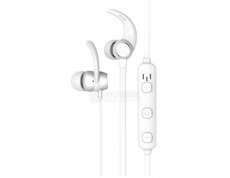 Фотография товара гарнитура беспроводная JOYROOM JR-D3 Bluetooth Earphones White, Белый JR-D3 White (60165)