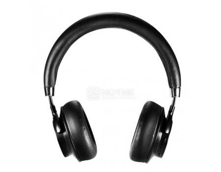 Фотография товара гарнитура беспроводная JOYROOM JR-H12 Bluetooth Headphone Black, Черный JR-H12 Black (60166)