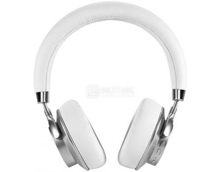 Фотография товара гарнитура беспроводная JOYROOM JR-H12 Bluetooth Headphone White, Белый JR-H12 White (60167)