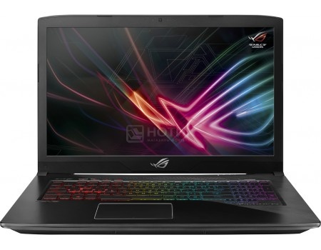 Фотография товара ноутбук ASUS ROG GL703GE-GC157 (17.3 IPS (LED)/ Core i5 8300H 2300MHz/ 12288Mb/ HDD+SSD 1000Gb/ NVIDIA GeForce® GTX 1050Ti 4096Mb) Без ОС [90NR00D2-M03010] (60197)