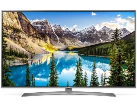 Телевизор LG 43 LED, UHD, IPS, Smart TV (webOS), Звук (20 Вт (2x10 Вт)) , 4xHDMI, 2xUSB, 1xRJ-45, PMI 100, Титан (Черный) 43UK6710PLB