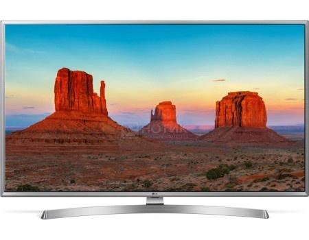Телевизор LG 50 LED, UHD, IPS, Smart TV (webOS), Звук (20 Вт (2x10 Вт)) , 4xHDMI, 2xUSB, 1xRJ-45, Титан(Серый) 50UK6710PLB