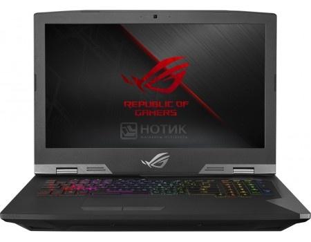 Фотография товара ноутбук ASUS ROG CHIMERA G703GS-E5024T (17.3 IPS (LED)/ Core i7 8750H 2200MHz/ 32768Mb/ HDD+SSD 1000Gb/ NVIDIA GeForce® GTX 1070 8192Mb) MS Windows 10 Home (64-bit) [90NR0091-M00350] (60228)