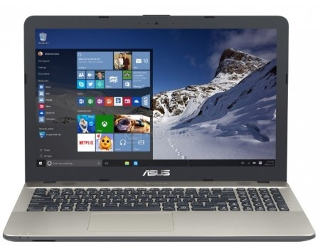 Фотография товара ноутбук ASUS A540NV-DM049T (15.6 TN (LED)/ Pentium Quad Core N4200 1100MHz/ 4096Mb/ HDD 500Gb/ NVIDIA GeForce GT 920MX 2048Mb) MS Windows 10 Home (64-bit) [90NB0HM1-M00880] (60238)