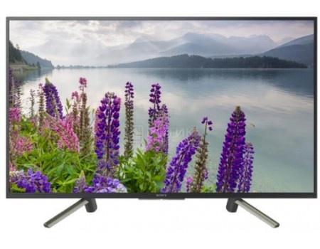 Фотография товара телевизор SONY 49 LED, FHD, Smart TV (Android), Звук (10 Вт (2x5 Вт)) , 4xHDMI, 3xUSB, 1xRJ-45, CMR 200 Черный KDL-49WF804 (60252)