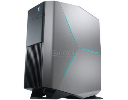 Фотография товара системный блок Dell Alienware Aurora R7 (0.0 / Core i7 8700 3200MHz/ 16384Mb/ HDD+SSD 2000Gb/ AMD Radeon RX 580x2 8192Mb) MS Windows 10 Home (64-bit) [R7-9973] (60257)