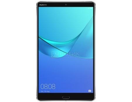 "Фотография товара планшет Huawei MediaPad M5 8 64Gb Space Gray (Android 8.0 (Oreo)/Kirin 960 2400MHz/8.4"" 2560х1600/4096Mb/64Gb/4G LTE ) [53010BLS] (60290)"