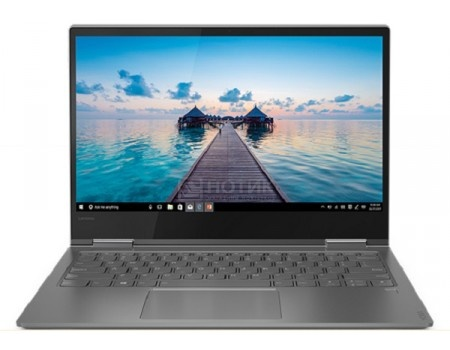 Фотография товара ультрабук Lenovo Yoga 730-13 (13.3 IPS (LED)/ Core i7 8550U 1800MHz/ 16384Mb/ SSD / Intel UHD Graphics 620 64Mb) MS Windows 10 Professional (64-bit) [81CT003PRU] (60298)