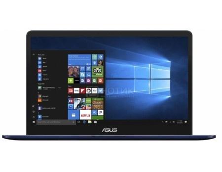 Купить ноутбук ASUS Zenbook Pro UX550GD-BN048R (15.6 IPS (LED)/ Core i7 8750H 2200MHz/ 16384Mb/ SSD / NVIDIA GeForce® GTX 1050 4096Mb) MS Windows 10 Professional (64-bit) [90NB0HV3-M01230] (60305) в Москве, в Спб и в России
