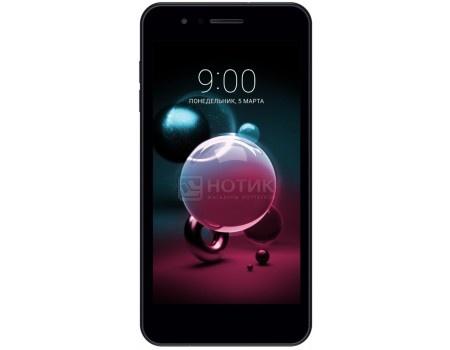 "Фотография товара смартфон LG K9 X210 16Gb Blue (Android 7.1 (Nougat)/MSM8909 1300MHz/5.0"" 1280x720/2048Mb/16Gb/4G LTE ) [LMX210NMW.ACISBL] (60329)"