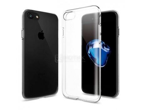 Фотография товара чехол-накладка ONEXT для смартфона Apple iPhone 7/8, Силикон, Clear, Прозрачный, 70551 (60426)