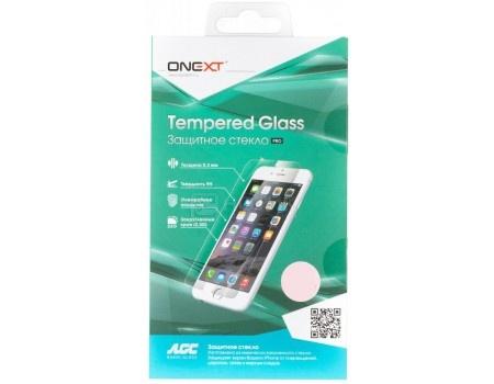 Защитное стекло ONEXT для смартфона Samsung Galaxy S9, 3D прозрачное (full glue) с аппликатором 41794 фото