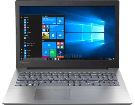 Купить ноутбук Lenovo IdeaPad 330-15 (15.6 TN (LED)/ Pentium Quad Core N5000 1100MHz/ 4096Mb/ HDD 500Gb/ Intel UHD Graphics 605 64Mb) Free DOS [81D1003PRU] (60470) в Москве, в Спб и в России