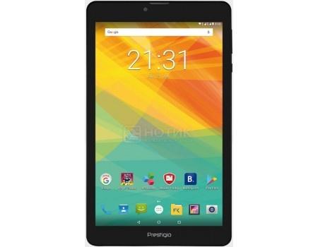 "Фотография товара планшет Prestigio Muze 3718 3G 16Gb (Android 7.0 (Nougat)/MT8321 1300MHz/8.0"" 1280x800/1024Mb/16Gb/ 3G (EDGE, HSDPA, HSUPA)) [PMT37183GDCIS] (60476)"
