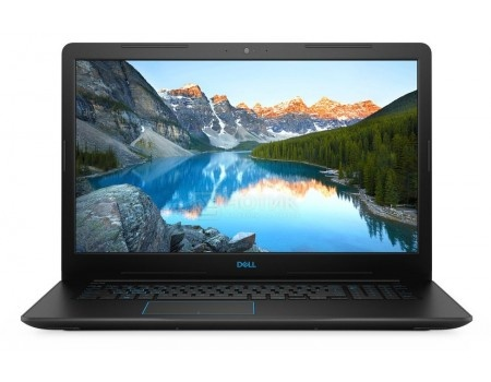 Фотография товара ноутбук Dell G3 3779 (17.3 IPS (LED)/ Core i5 8300H 2300MHz/ 8192Mb/ Hybrid Drive 1000Gb/ NVIDIA GeForce® GTX 1050 4096Mb) Linux OS [G317-7534] (60589)