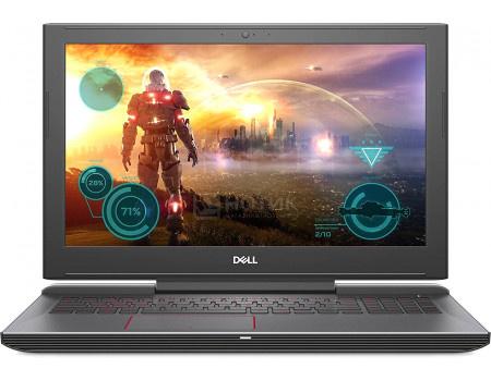 Фотография товара ноутбук Dell G5 5587 (15.6 IPS (LED)/ Core i7 8750H 2200MHz/ 16384Mb/ HDD+SSD 1000Gb/ NVIDIA GeForce® GTX 1060 в дизайне MAX-Q 6144Mb) Linux OS [G515-7459] (60599)