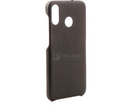 Фотография товара чехол-накладка G-Case Slim Premium для ASUS ZenFone Max (M1) ZB555KL, Искусственная кожа, Черный GG-947 (60620)