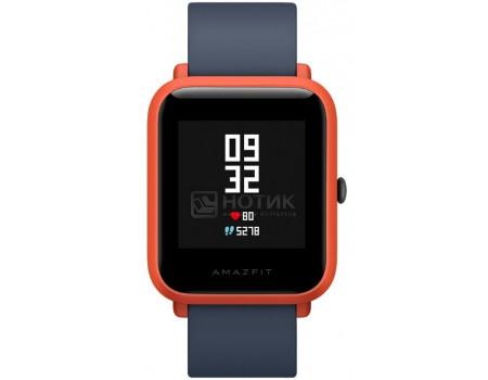 Фотография товара смарт-часы XIAOMI AMAZFIT BIP RED 6970100370799 (60633)
