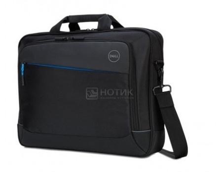 """Фотография товара сумка 14"""" Dell Professional Briefcase, Нейлон, Черный 460-BCBF (60647)"""