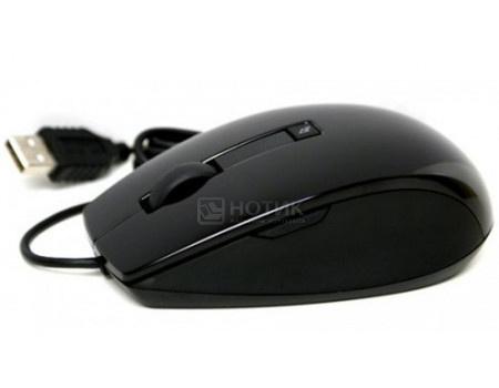 Фотография товара мышь проводная Dell Scroll, 800dpi, USB, Черный 570-10523 (60653)