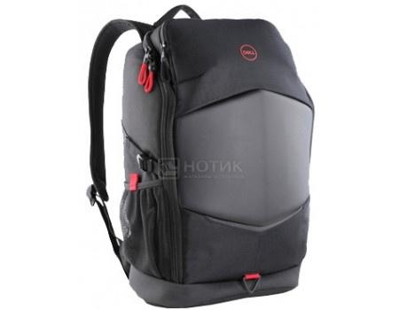 "Фотография товара рюкзак 15,6"" Dell Pursuit Backpack, Нейлон, Черный 460-BCDH (60657)"
