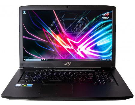 Фотография товара ноутбук ASUS ROG GL703GE-GC133T (17.3 IPS (LED)/ Core i5 8300H 2300MHz/ 8192Mb/ HDD+SSD 1000Gb/ NVIDIA GeForce® GTX 1050Ti 4096Mb) MS Windows 10 Home (64-bit) [90NR00D2-M02500] (60664)