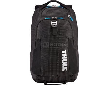 "Фотография товара рюкзак 15.4"" Thule Crossover TCBP-417_BLACK, 32L, Нейлон, Черный (60681)"