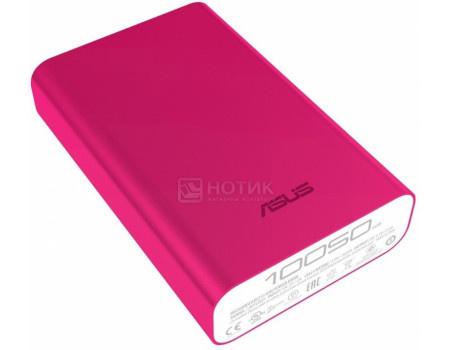 Внешний аккумулятор Asus ZenPower ABTU005, 10050 мАч, 2.4A, 1xUSB Розовый 90AC00P0-BBT080 фото