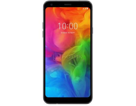 "Фотография товара смартфон LG Q7 Q610NA Black (Android 8.1 (Oreo)/MT6750S 1500MHz/5.5"" 2160x1080/3072Mb/32Gb/4G LTE ) [LMQ610NM.ACISBK] (60745)"