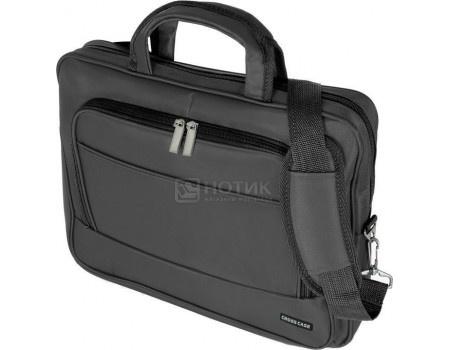 """Фотография товара сумка 15,6"""" Cross Case CC15-004, Нейлон, Серый (60748)"""