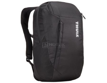"Сумка 14"" Thule Accent Backpack 20L TACBP-115_BLACK,  Полиэстер, Черный"