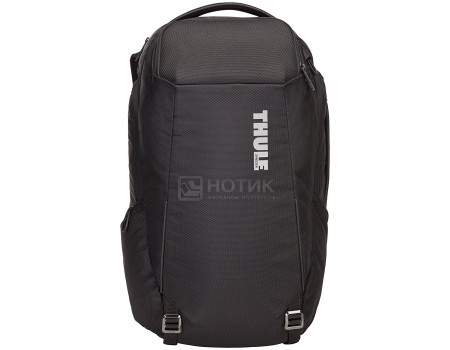 "Сумка 15,6"" Thule Accent Backpack 28L TACBP-216_BLACK  Полиэстер, Черный"